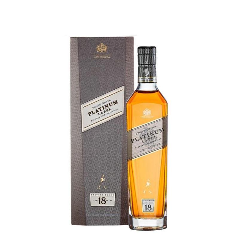 Johnnie Walker Platinum Label 18 Year Old Blended Scotch Whisky