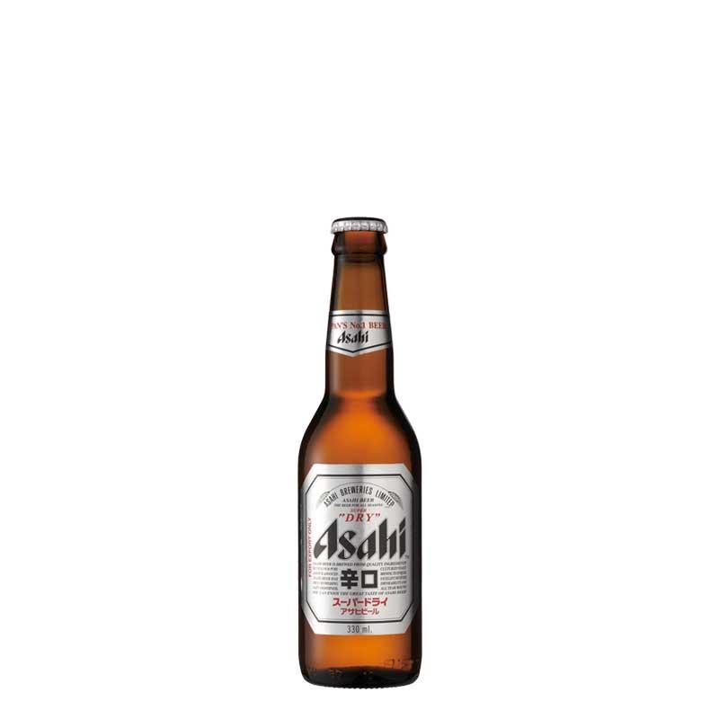 Asahi Beer (24 X 330 ml)
