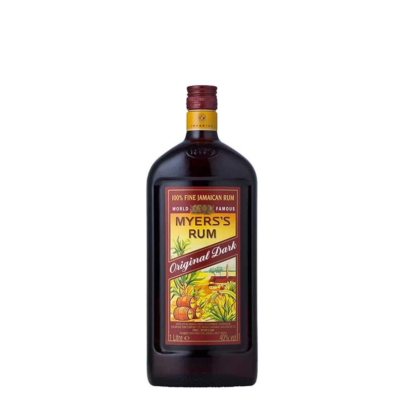 Myers Dark Rum 1 Litre