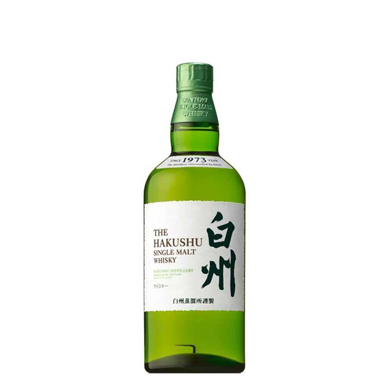 The Hakushu Single Malt Whisky 700 ml