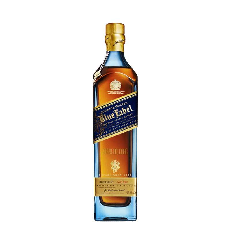 Johnnie Walker Blue Label Scotch Whisky 750 ml