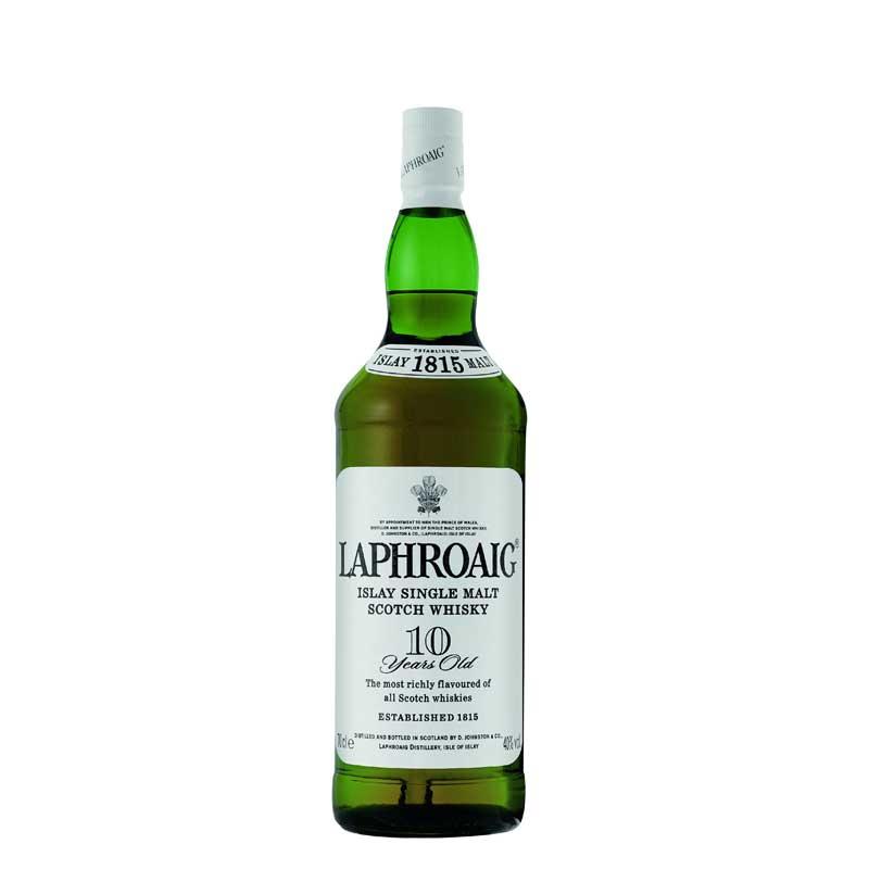 Laphroaig 10 Yrs Islay Single Malt Scotch Whisky 700 ml