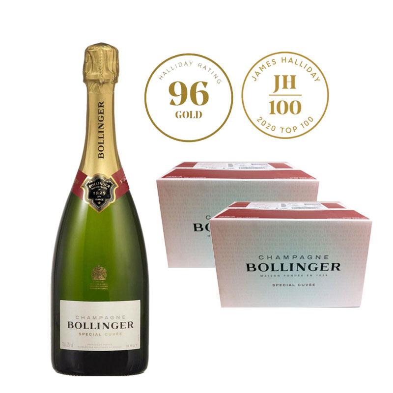 Bollinger Special Cuvee Brut NV ( 12x750ml )