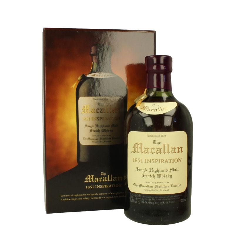 The Macallan 1851 Inspiration Single Malt Scotch Whisky