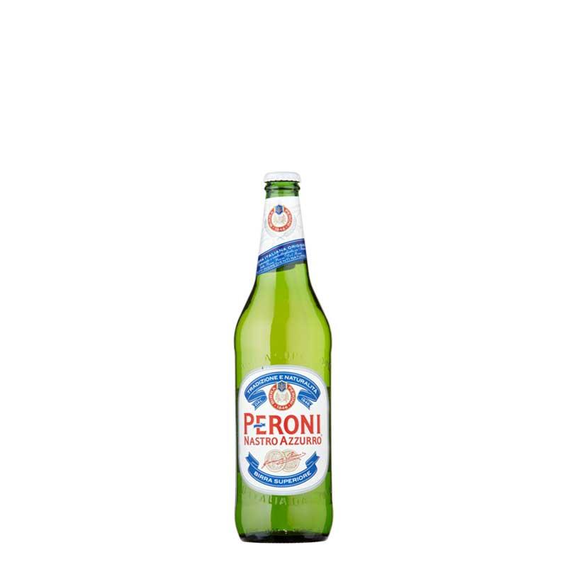 Peroni Nastro Azzurro Beer (24 X 330 ml)