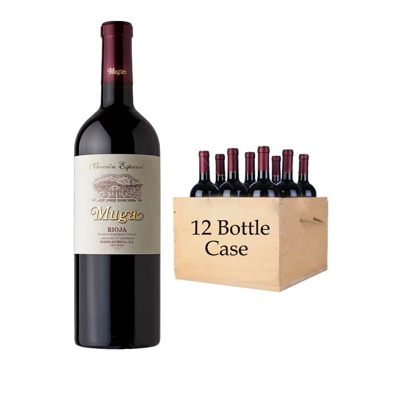 Bodegas Muga Seleccion Especial Reserva Rioja DOCa (12x750ml)