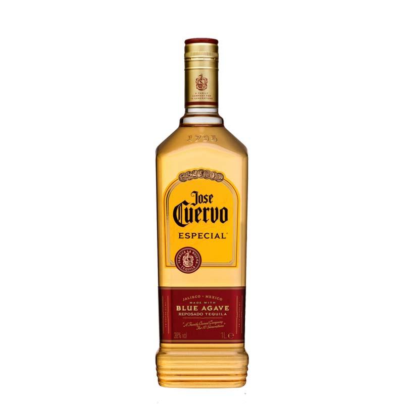 Jose Cuervo Especial Gold Reposado Tequila, Jalisco 1 Litre