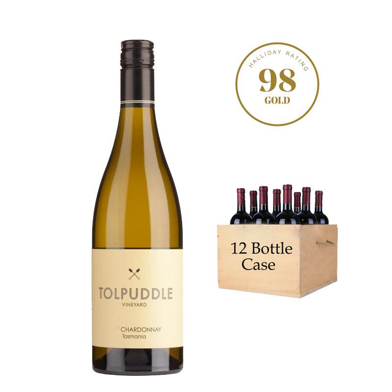 Tolpuddle Vineyard Chardonnay (12x750ml)