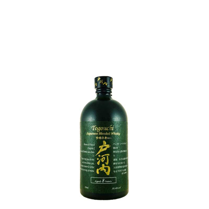 Togouchi Japanese Blended Whisky 8 years Aged 700 ml