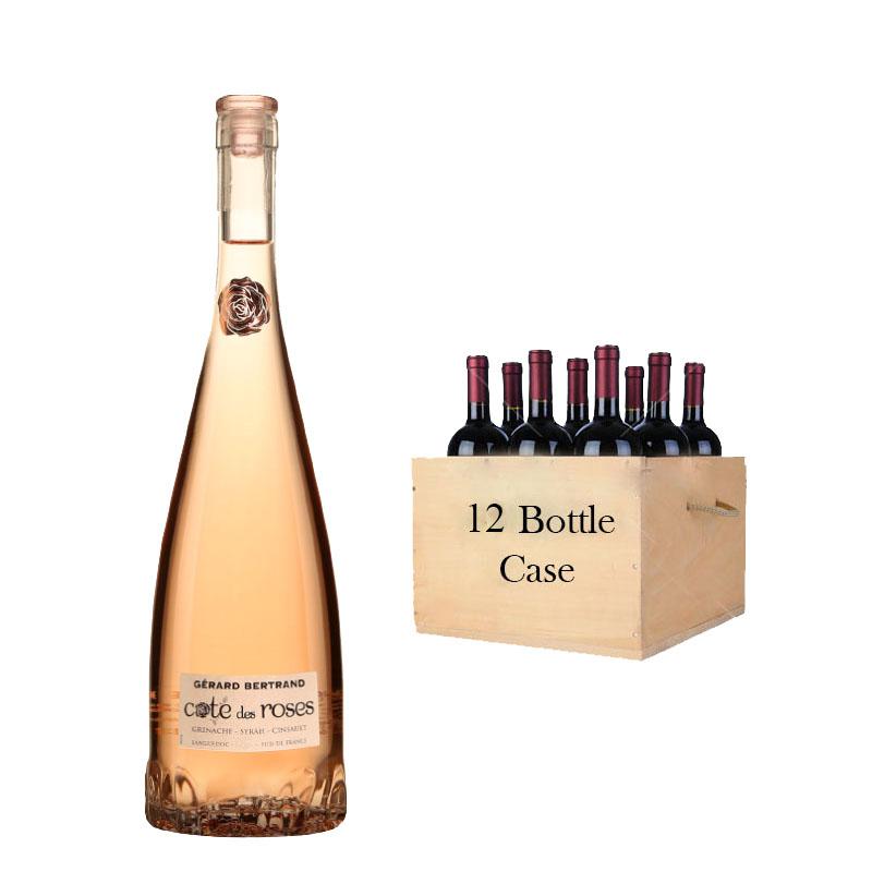 Gerard Bertrand Languedoc Cote des Roses Rose (12x750ml)