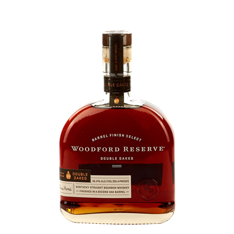 Woodford Reserve Double oaked Kentucky Straight Bourbon Whiskey 1 Litre
