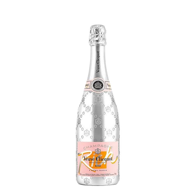 Veuve Clicquot Ponsardin Rich Rose NV