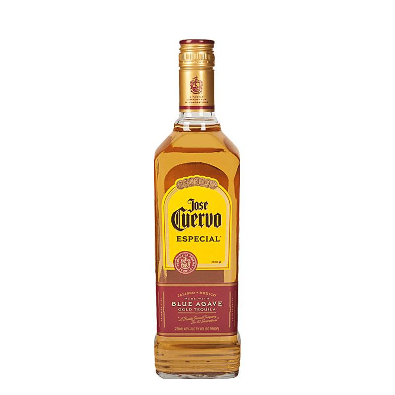 Jose Cuervo Especial Gold Reposado Tequila, Jalisco 750 ml