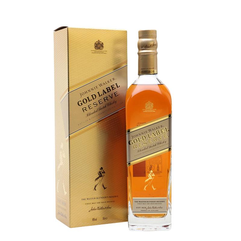 Johnnie Walker Gold Label Reserve Blended Scotch Whisky 750 ml