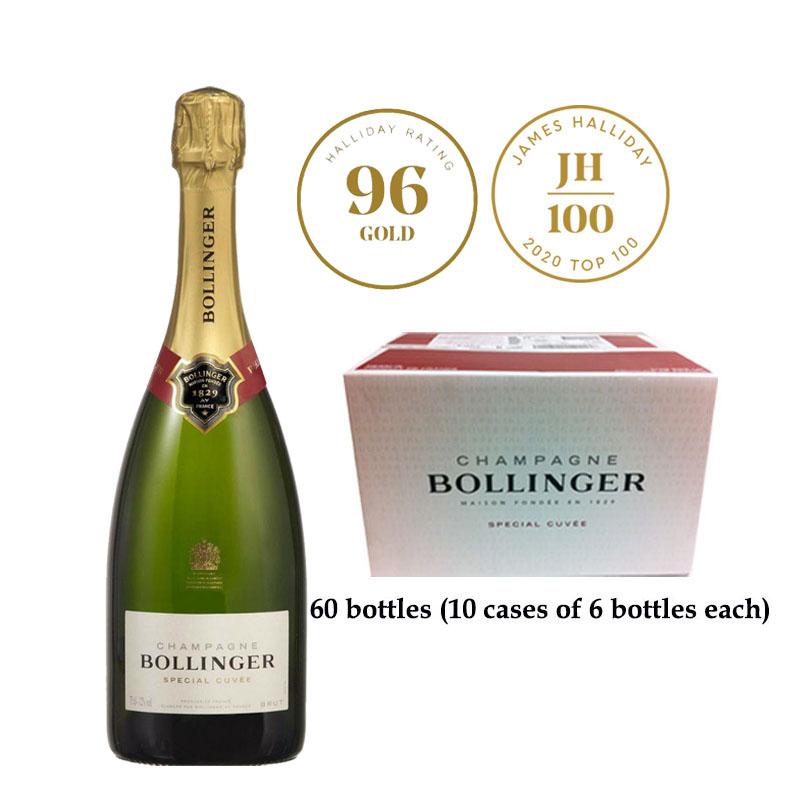 Bollinger Special Cuvee Brut NV ( 60x750ml )