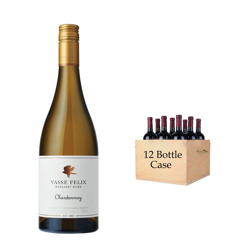 Vasse Felix Estate Premier Chardonnay (12 x 750ml)